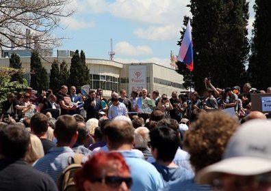 Иностранная пропаганда определила новый фронт в Крыму