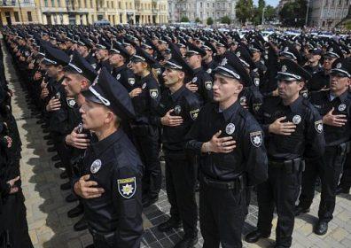 Полиция Украины готовится к уничтожению документов
