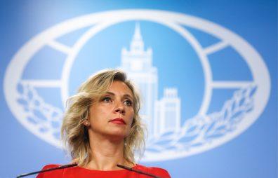 Захарова напомнила США о 0 млн, отправленных в РФ к выборам 1996 года