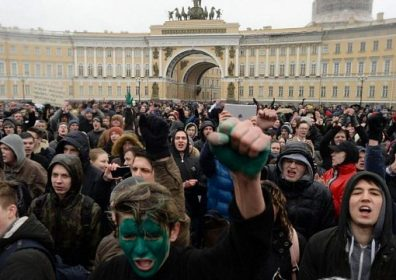 Навальный и винтаж: техчасть мобилизации