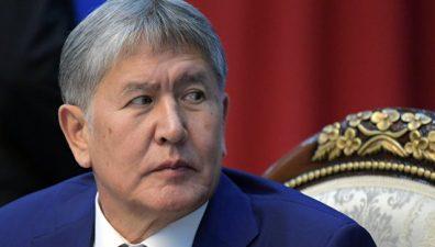 Атамбаев: российская база «должна уйти» из Киргизии