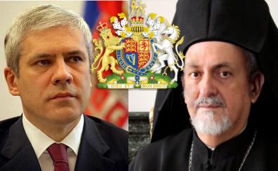 Епископат ЕС и Президент Сербии на службе Великобритании
