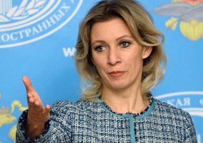 Захарова: человеческие жизни важнее геополитических взаимоотношений