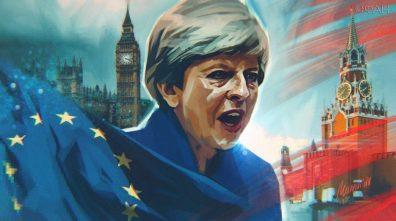 Анатомия антироссийской истерии или как прослыть врагом британского народа